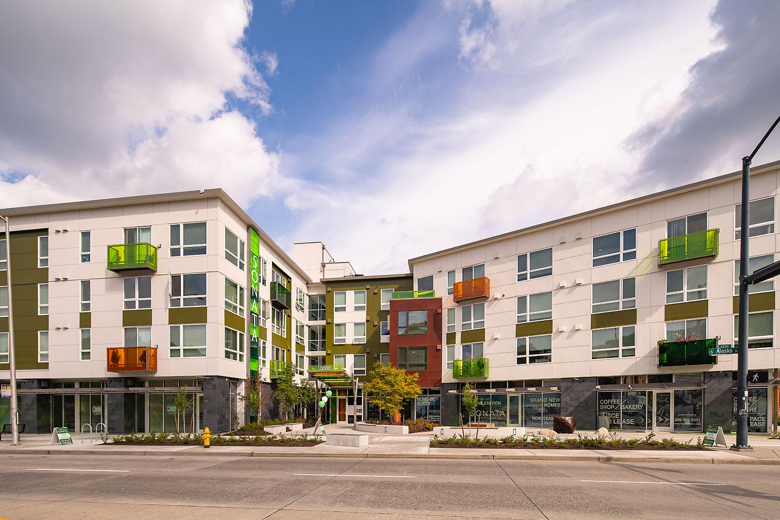 Sonata Apartments